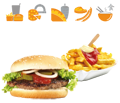Genuss-Express! Spezialitäten am Spieß � Gyros-Döner-Kebab