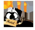 Suchen Sie ein Hotel, Themenhotel, Unterkunft, Bed & Breakfast (B&B)?